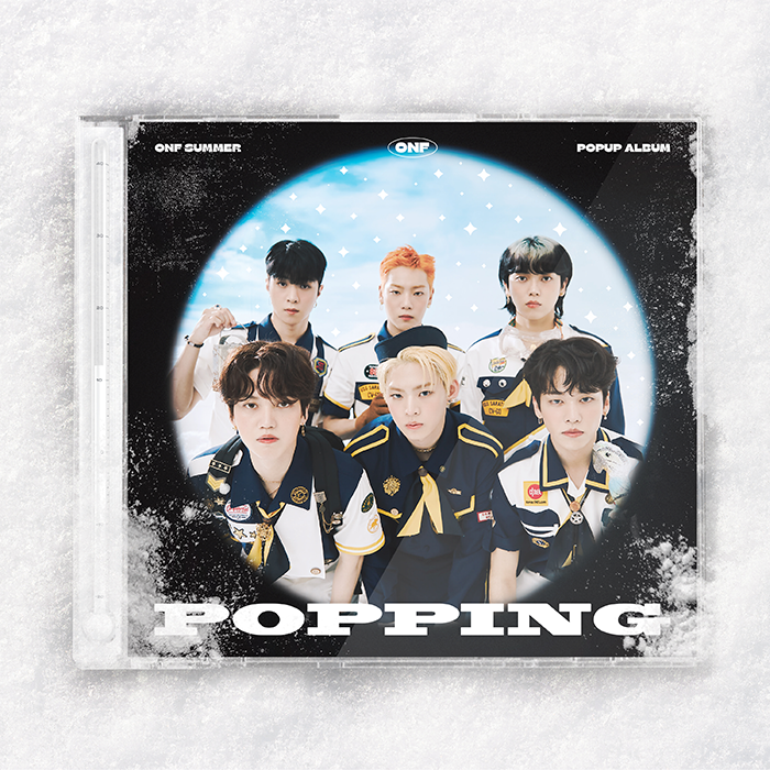 ONF SUMMER POPUP ALBUM [POPPING]